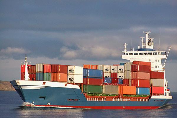 Ocean Freight/Sea Freight Ireland